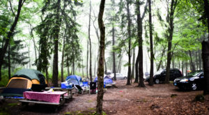 The Massive Family Campground In Rhode Island That's The Size Of A Small Town