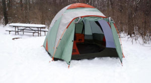 You Still Have Time To Enjoy These 10 Wintertime Camping Spots In Vermont
