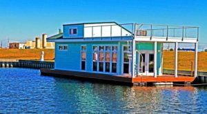 Stay A Night In These Floating Villas In New Orleans For An Unforgettable Experience