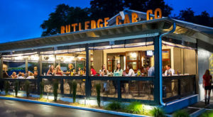 This Eclectic Garage Restaurant In South Carolina Is Such A Fun Place To Dine
