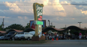 The Old Fashioned Drive-In Restaurant In South Carolina That Hasn't Changed In Decades