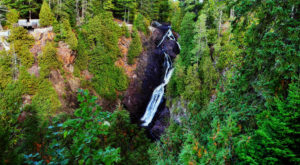 The Midwestern Waterfall That Is Bigger And More Beautiful Than Ever