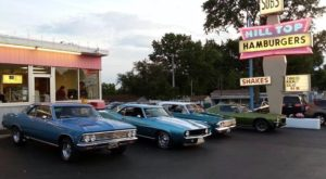 The Old Fashioned Drive-In Restaurant In Pennsylvania That Hasn't Changed In Decades