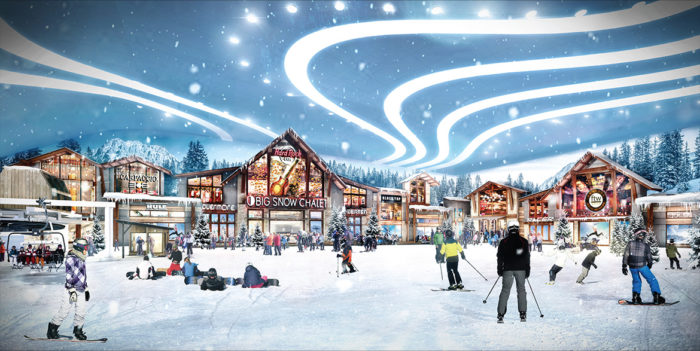 America's First Indoor Ski Resort Is Opening On The East Coast And It Looks Thrilling