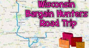This Bargain Hunters Road Trip Will Take You To The Best Thrift Stores In Wisconsin