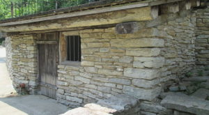 There's A 200-Year-Old Spring House Hiding In Plain Sight In Cincinnati