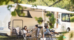 Here's How To Find Free Parking For Your Next RV Camping Trip