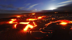 The One Place In The U.S. Where You Can Explore Active Volcanoes