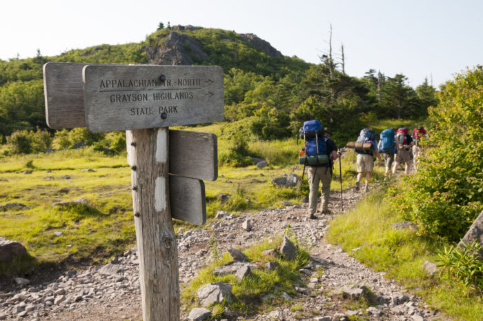Hike Through High Mountain Meadows On This Unforgettable East Coast Trail