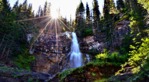 This Spectacular Hike Through The Mountains Is A Waterfall Lover's Dream Come True