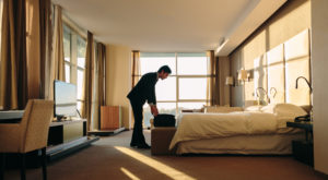 You Can Get Extra Loyalty Points At This Hotel Chain By Opting Out Of Housecleaning