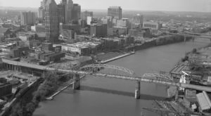 The Remarkable Bridge In Nashville That Everyone Should Visit At Least Once
