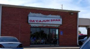 This Ramshackle Shack Hiding In Kansas Serves The Best Cajun Seafood Around