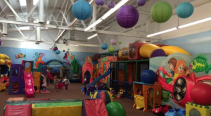 The Ocean-Themed Indoor Playground In Southern California That's Insanely Fun
