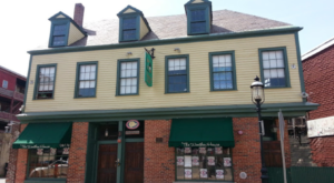 This Haunted Massachusetts Pub Is Full Of Trapdoors And Secret Compartments