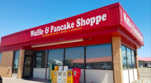 There's A Waffle And Pancakes Shoppe Hiding In New Mexico And It'll Make Your Breakfast Dreams Come True