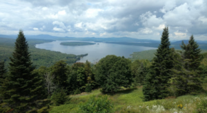 The Magnificent Overlook In Maine That's Worthy Of A Little Adventure