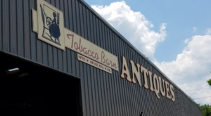 You Won't Leave Empty Handed From This Amazing 70,000-Square Foot Antique Shop In North Carolina