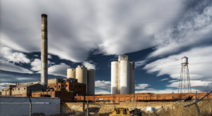 Everyone In Colorado Should See What's Inside The Gates Of This Abandoned Factory