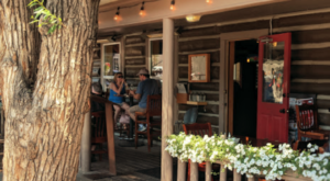 This Log Cabin Cafe Serves Up The Best Brunch In All Of Wyoming
