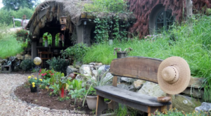 Few People Realize There's A Hobbit House in Virginia Where You Can Stay The Night