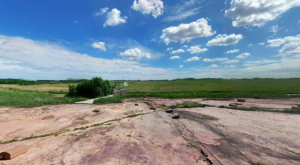 The Incredible Park In Minnesota That's Full Of Ancient Petroglyphs