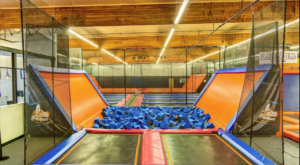 The Indoor Trampoline Park In Southern California That's So Much Fun You'll Be Jumping For Joy