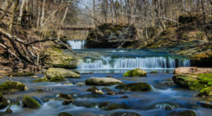 This Heavenly Collection Of Hiking Trails Near Cincinnati Is Just Begging To Be Visited