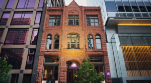A Meal At The Restaurant Inside This Historic Utah Building Is A Special Treat