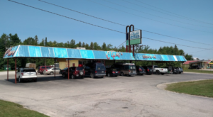 The Old Fashioned Drive-In Restaurant In Michigan That Hasn't Changed In Decades