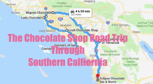 The Sweetest Road Trip in Southern California Takes You To 7 Old School Chocolate Shops