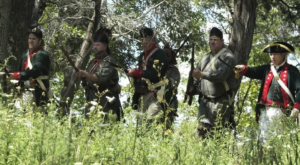 The Revolutionary War Comes To Life At This Huge Battle Reenactment In Kentucky