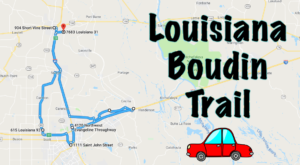 Here's The Mouthwatering Boudin Trail In Louisiana That You Didn't Know You Needed