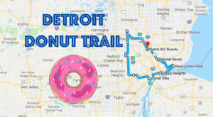 Take The Detroit Donut Trail For A Delightfully Delicious Day Trip