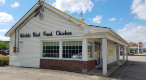 This Cincinnati Restaurant Claims To Have The World's Best Fried Chicken And Who Are We To Argue