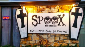 It's Halloween All Year Long At This One-Of-A-Kind Utah Bootique