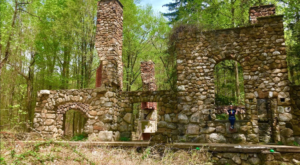 There's A Hike In New York That Leads You Straight To An Abandoned Village