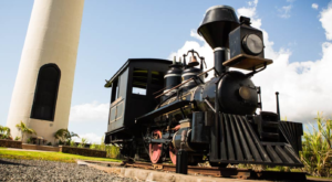 Train Lovers Won't Want To Pass Up A Visit To These Historic Locomotives