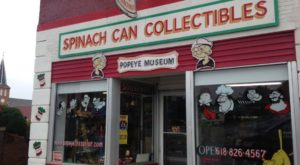 This Popeye-Themed Museum In Illinois That Celebrates 100 Years Of Everyone's Favorite Cartoon Sailor Man