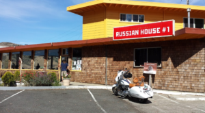 The Humble Russian Food Buffet In Northern California That's Unlike Any Other