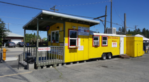 This Ramshackle Sandwich Shack Hiding In Idaho Serves The Best Philly Cheesesteak Around