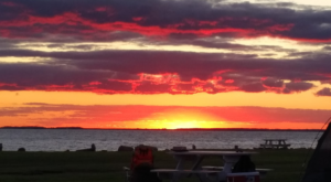 The Beach Campground With The Best Bay Sunset Views In Maryland