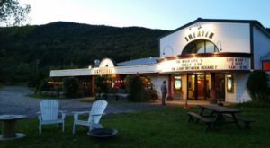 The World's Best Maple Donuts Are Hiding Inside This Charming Vermont Movie Theater