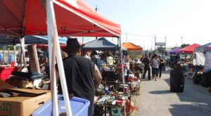 The Charming Out Of The Way Flea Market In Texas You Won't Soon Forget