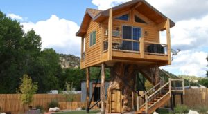 A Stay In This Magical Treehouse In Utah Is The Best Thing You'll Do All Year