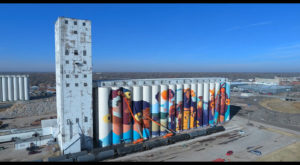 The New Largest Mural In The World Is Right Here In Kansas