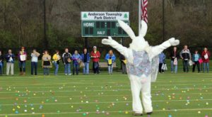 The Adult Egg Hunt In Cincinnati That Will Bring Out The Kid In You