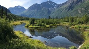 Kick Off Spring In Alaska With These 7 Scenic Hikes Under Two Miles