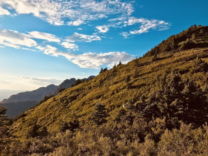 The Challenging Hike In New Mexico That Has The Most Amazing Payoff