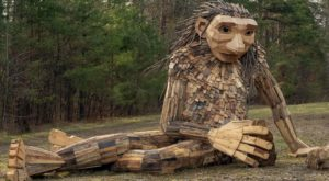 Giants Are Now Living In A Kentucky Forest And You'll Want To See Them For Yourself